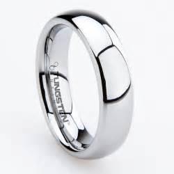 mens wedding bands tungsten