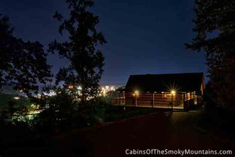 valley lights pigeon forge cabin valley lights views 3 bedroom