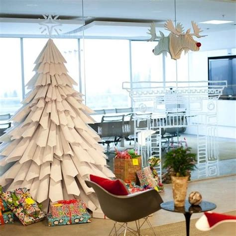 traditional paper christmas decorations 15 non traditional tree ideas
