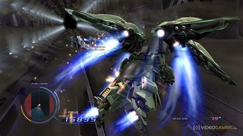 gundam unicorn mobile suit mobile suit gundam unicorn screenshot 8 for ps3