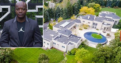 michael jordan house kofi nartey compass the agency