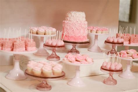 baby shower sweet table bake shop baby shower dessert table cookies