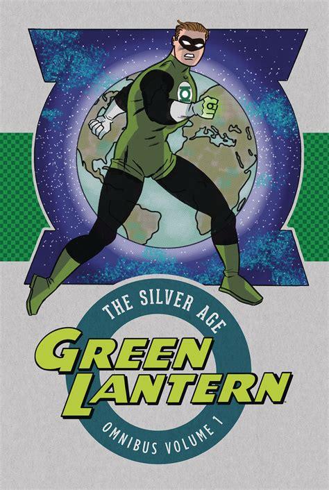 oct160303 green lantern the silver age omnibus hc vol 01 previews world