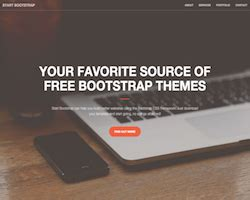 bootstrap themes for jekyll creative theme