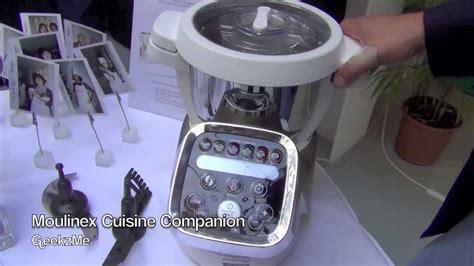 companion cuisine moulinex cuisine companion pr 233 sentation fr