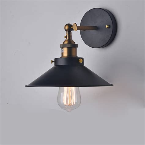 industrial wall sconce distinctive industrial wall sconce light great home decor