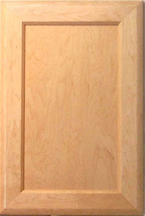 aspen flat panel cabinet door in square style