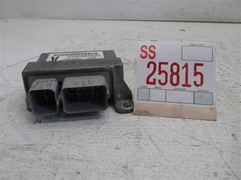 airbag deployment 2000 lincoln ls engine control purchase oem 2000 2004 vw jetta ccm comfort control module 1jm 990 799 l motorcycle in asheville