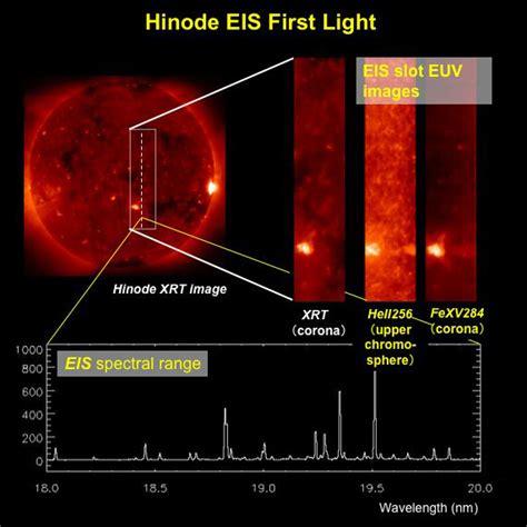 Space In Images 2006 11 Hinode Solar B Euv Imaging 1st Light Solar