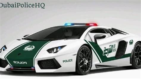 Lamborghini Car Dubai Dubai Welcome Lamborghini Aventador Cop Car Autoblog