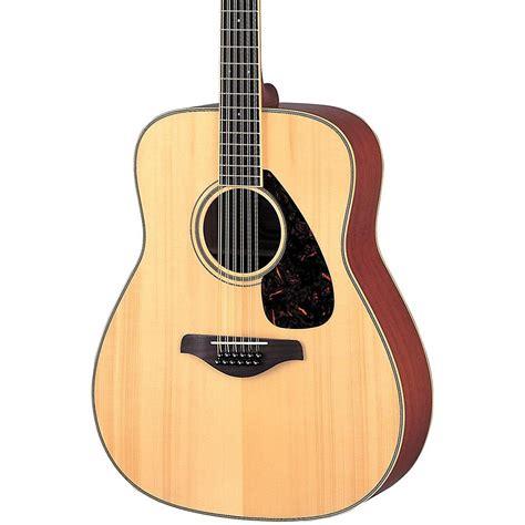 Acoustic Guitar Strings yamaha fg720s 12 string acoustic guitar