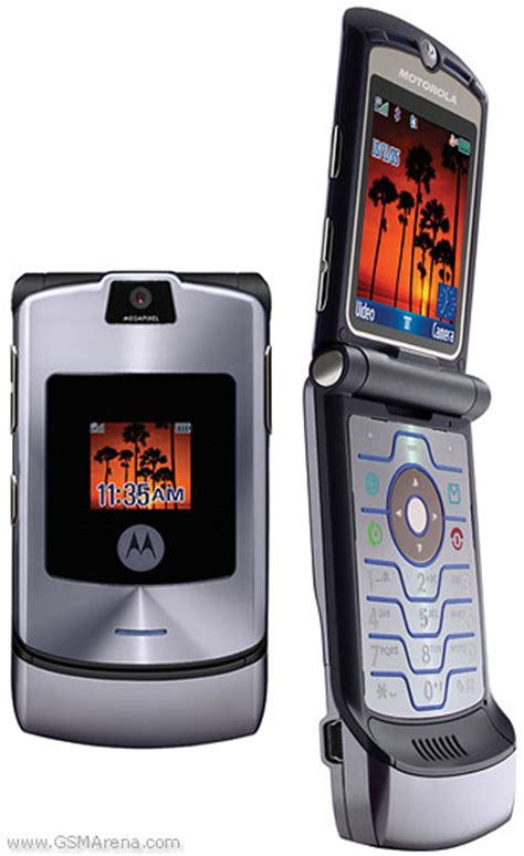 Hp Motorola Razr V3i motorola razr v3i pictures official photos