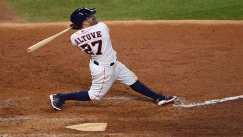 imagenes de venezuela beisbol venezolano jos 233 altuve es el m 225 s valioso en b 233 isbol de ee