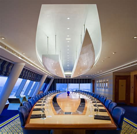 burj al arab inspiring pictures of meeting rooms with different layouts