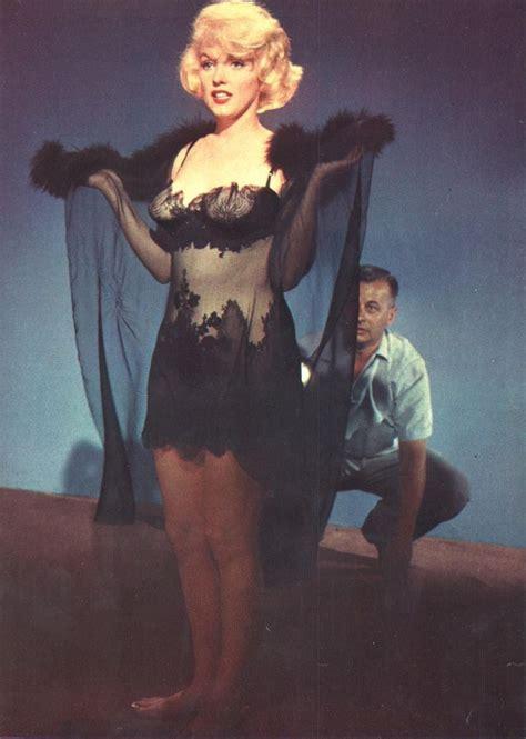 marilyn monroe   black silk cocktail dress   costume test     hot