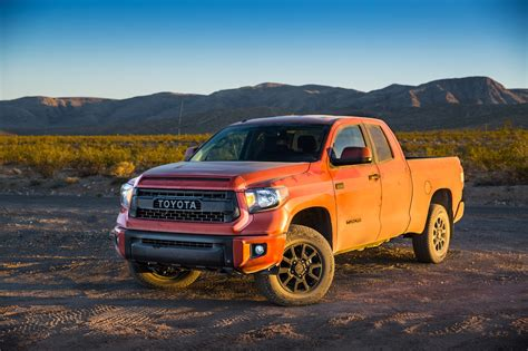 Toyota Trd Pro Truck 2016 Toyota Tundra Trd Pro Review