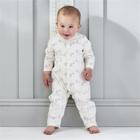 Sleepsuit Baby Preloved 1 my 1st friend baby footless sleepsuit natures purest
