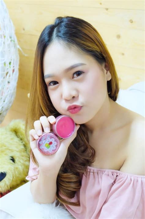 Sweet Macaron by Sweet Macaron Lip By Baby Thailand Best Selling