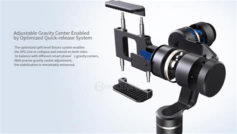 Item Feiyu Spg Handled Stabilizer For Smartphones Actioncam feiyu tech spg live 3 axis handheld gimbal