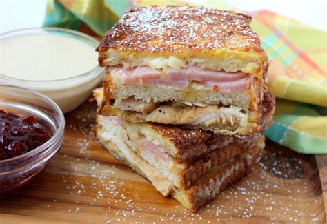 best monte cristo sandwich the best monte cristo sandwich with mornay how to