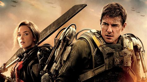 film tom cruise science fiction tom cruise emily blunt edge of tomorrow movies