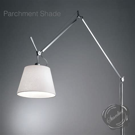 Artemide Tolomeo Floor L Shade Carpet Review