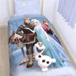 parure de lit la reine des neiges linge de lit kiabi