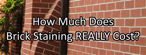 how much does it cost to finish hardwood floors the cost of brick staining vs brick painting
