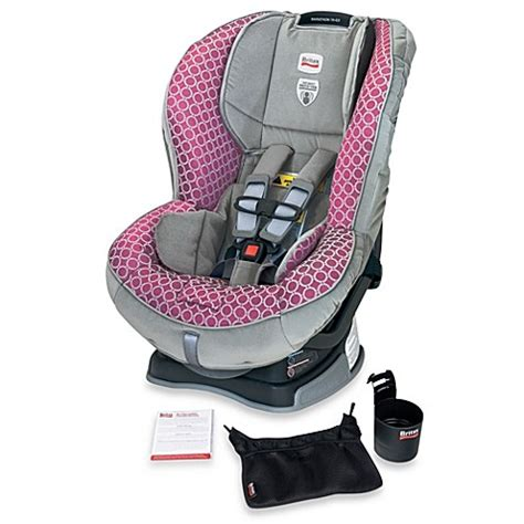 Cocolatte Booster Seat Pink britax marathon 70 g3 xe convertible car seat in pink buybuy baby