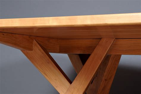 max dining table max s dining table solid cherry wood dining table seth