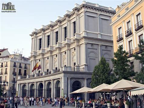 imagenes teatro real madrid teatro real