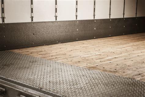 Hardwood Trailer Flooring by Tips For Maintaining Trailer Floors Articles Equipment