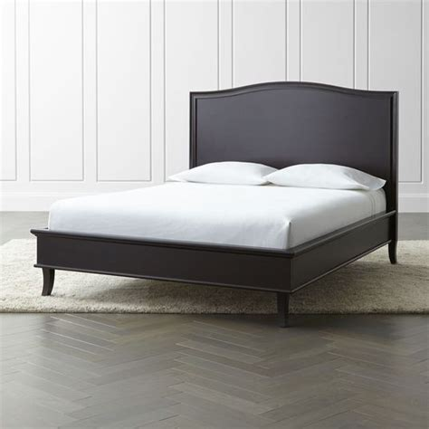 colette bed crate and barrel crate and barrel bedroom sale save 20 beds dressers nightstands more for fall 2017