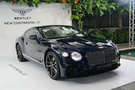 bentley cost new wealthy singaporeans get early look at new bentley