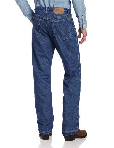 rugged wear clothing wrangler rugged wear s woodland thermal jean top best gear shoes fashion accessories