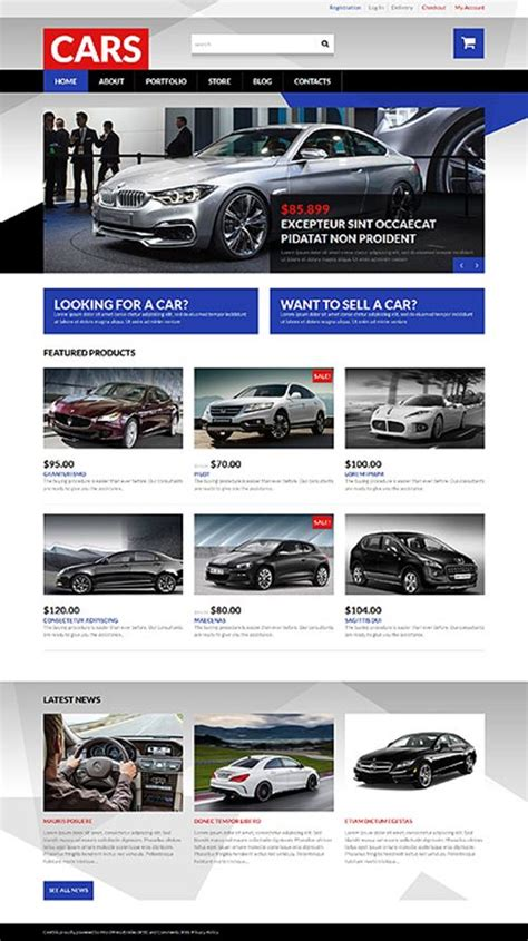 30 Best Woocommerce Parallax Effect Themes Best Woocommerce Templates