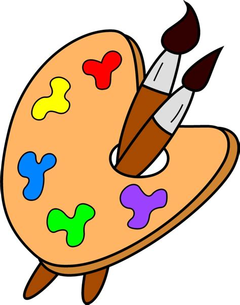 artists clipart clip by clipart