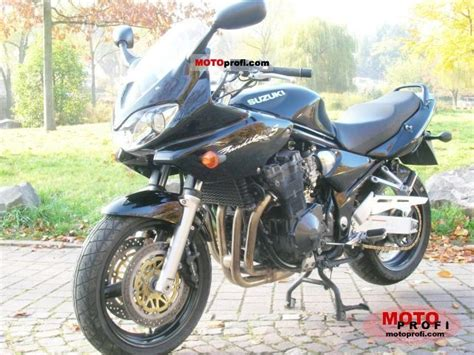 2003 Suzuki Bandit 1200s Review Suzuki Gsf1200s
