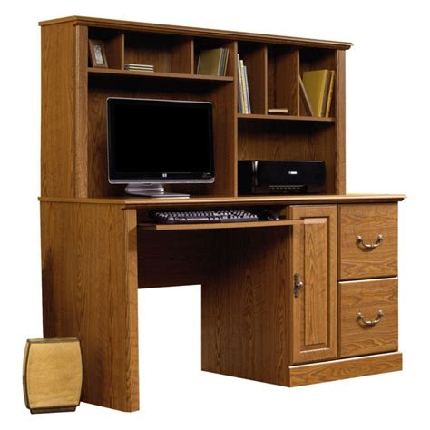 sauder camden county computer desk with hutch sauder computer desk with hutch home furniture design