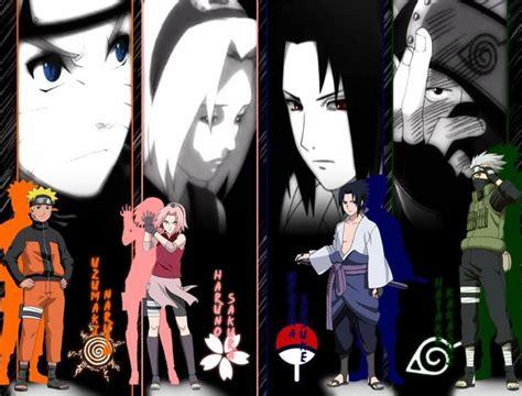wallpaper anak naruto dan sasuke gambar wallpaper naruto sakura sasuke kakashi lu kecil