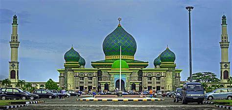 Riau Masjid Agung An Nur LiburMulu.Com