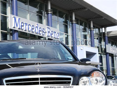mercedes showroom exterior showroom car exterior mercedes benz stock photos