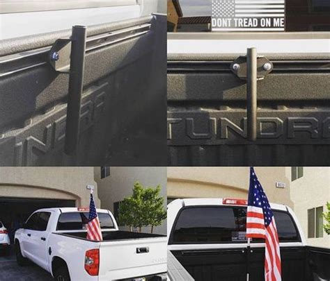 Truck Bed Flag Pole by 25 Best Ideas About Flag Pole Holder On Flag