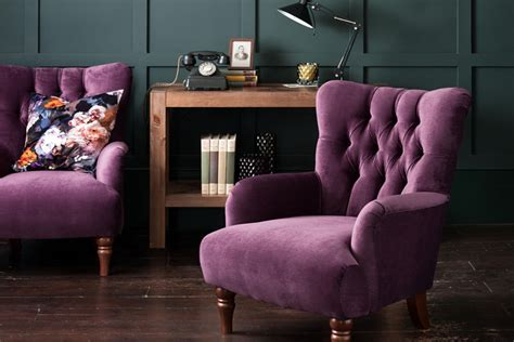 marks and spencer armchairs plum happy interiors