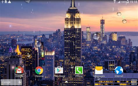 new york city live new york live wallpaper android apps on play