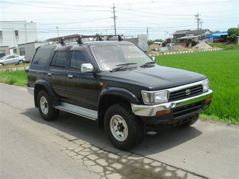 1992 Toyota Hilux For Sale Toyota Hilux Surf Ssr X 1992 Used For Sale