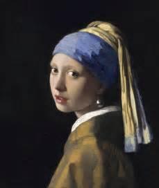 Analysis 1779 girl with a pear earring johannes vermeer