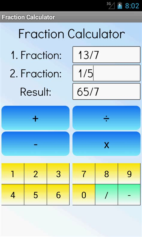calculator pecahan download gratis fraksi kalkulator gratis fraksi kalkulator