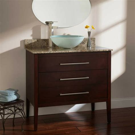 Powder Room Vanity With Vessel Sink by 17 Best Images About Magden Powder Room On