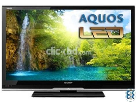 New Sharp Led Tv Aquos 24 24le170 sharp 24 40 lcd led tv best price in bd call 01611646464 clickbd